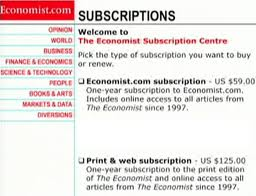 Economist Revised Offer