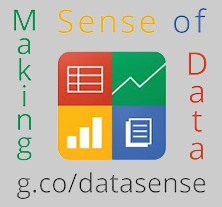 Making Sense of Data Course Logo