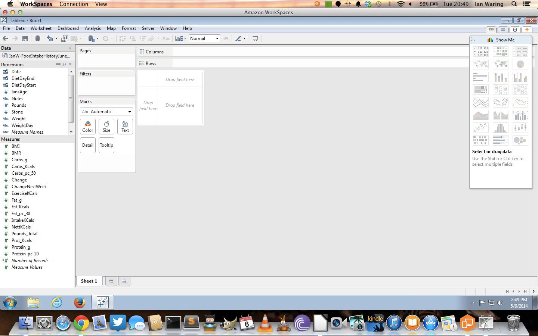 tableau reader download for mac