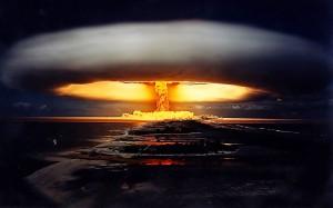 Nuclear Bomb Mushroom