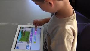 ScratchJr in Use by Pupil