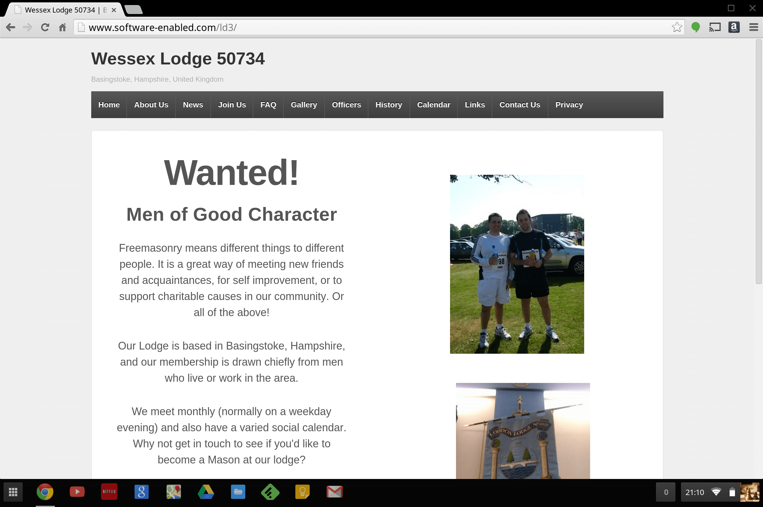 Lodge Design 3 - PC